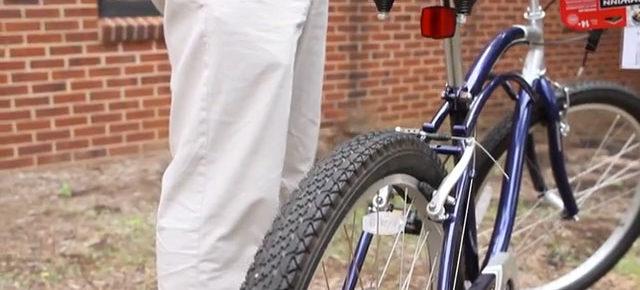 danny's bike
