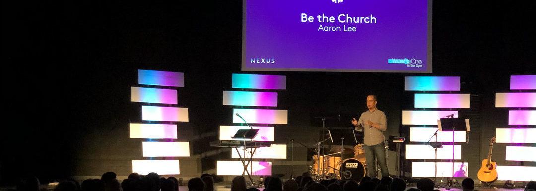 Be the Church